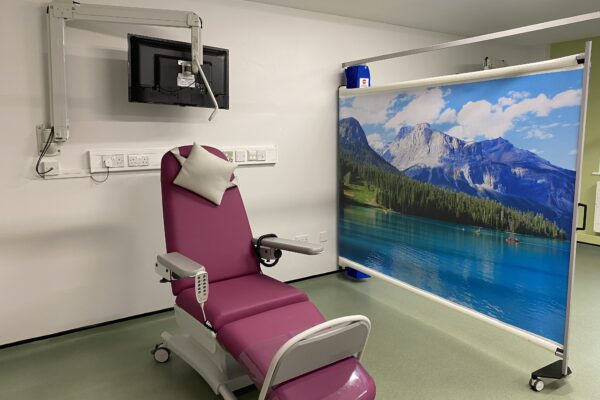 New haematology and oncology unit opens at Eccleshill hospital