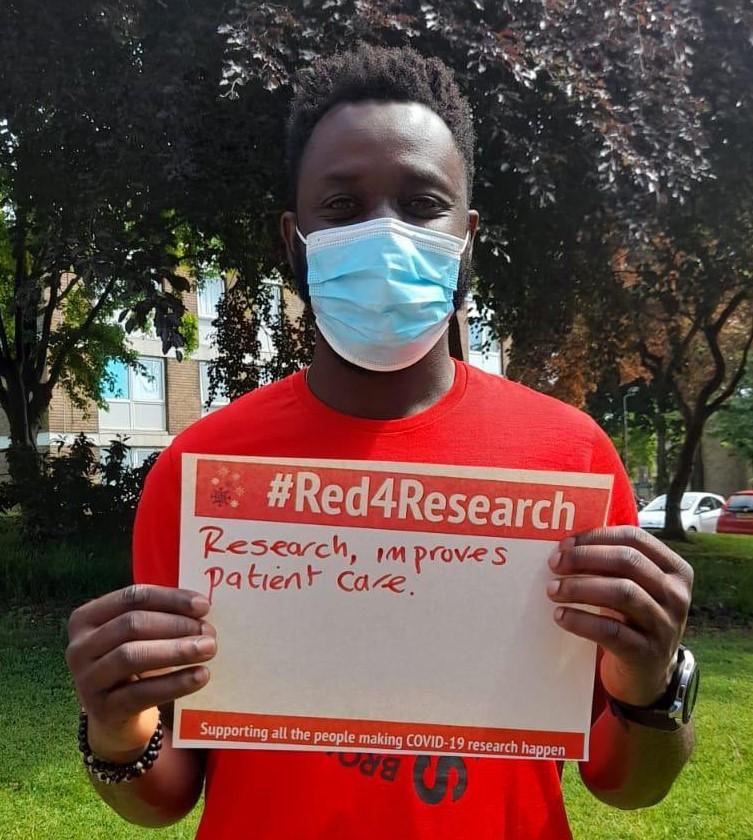 Akomeno Egbo, Clinical Research Nurse
