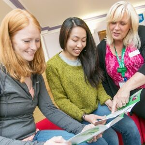 Sue Franklin is in charge of the Freedom to Speak Up campaign at Bradford Teaching Hospitals