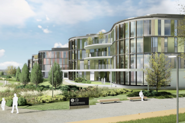 Ambitious plans could see three new hospitals for our district