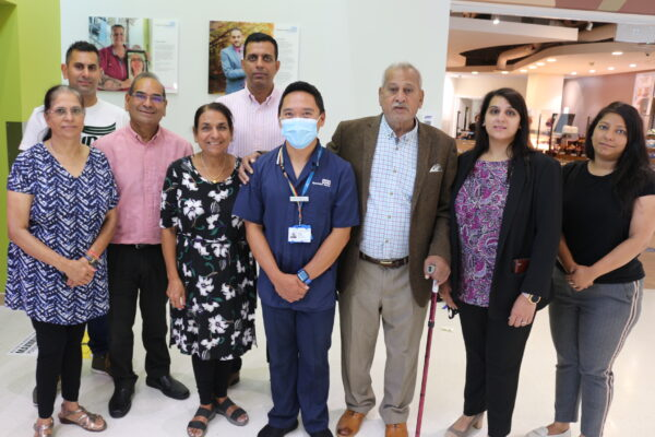 People in Bradford are encouraged to leave families certain for Organ Donation Week